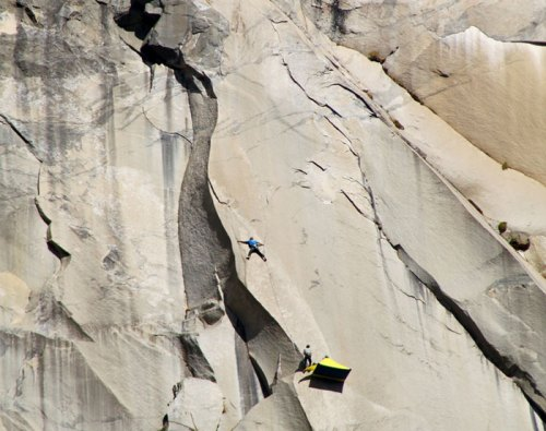 Houlding's Prophet Sees Second Ascent - Alpinist.com
